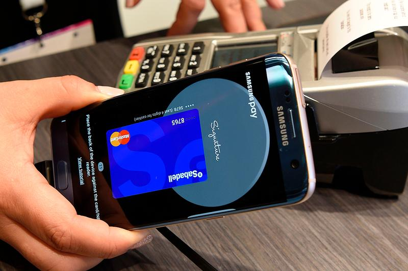 Samsung Pay to Launch in U.S. Debit Card Cash Account Release Information Tech News Money Apps Productivity Mobiles Smart Phones