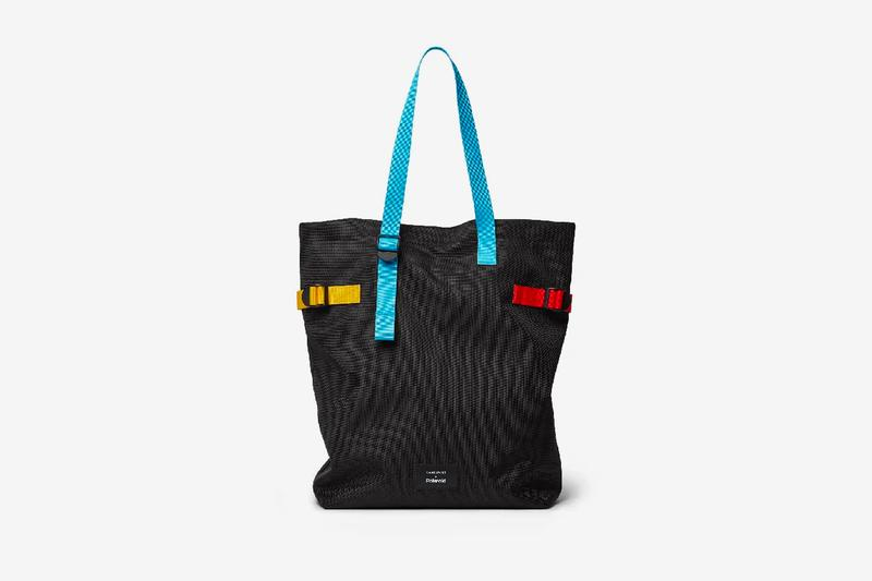 sandqvist polaroid bag collaboration swedish bags reframed