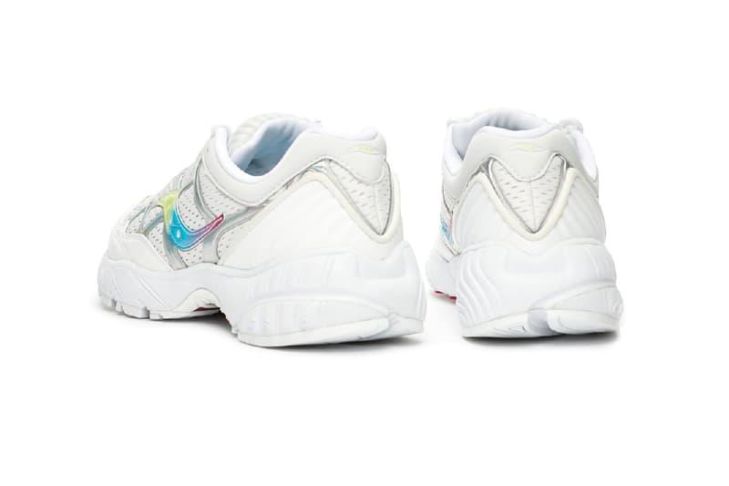 saucony grid web sneaker trainers sneakersnstuff drops release date info