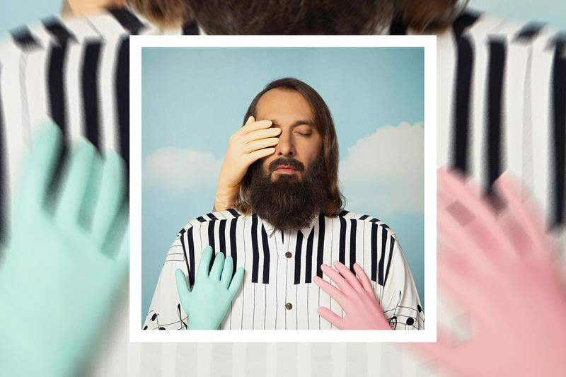 Sébastien Tellier 'Domesticated' Album Stream french touch house paris electronic dance music disco spotify apple music