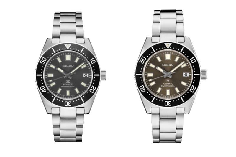 seiko prospex 62mas 1965 diver diving watch timepiece vintage inspired