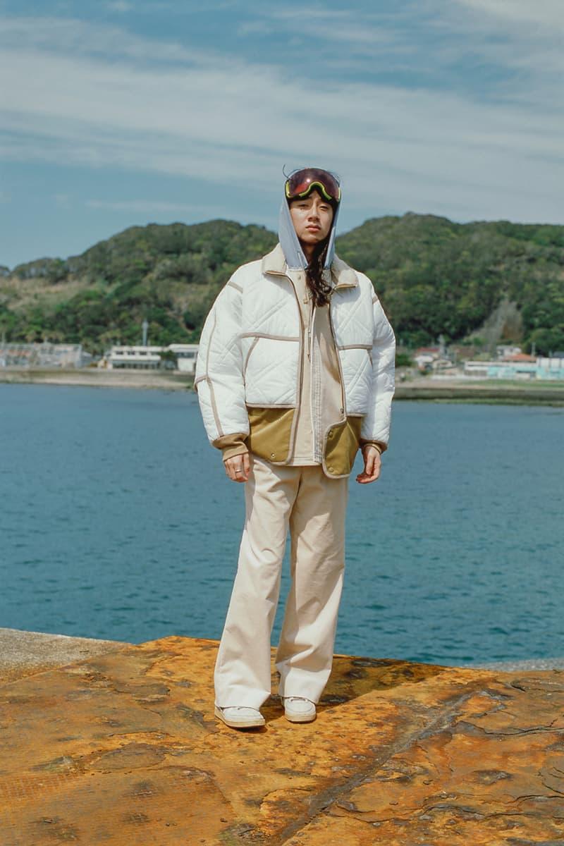 Sheba Fall/Winter 2020 Collection Lookbook Japanese fashion menswear fw20 style ordinary pleasure