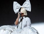 "Sia Drops New Song ""Saved My Life,"" Co-Written by Dua Lipa"