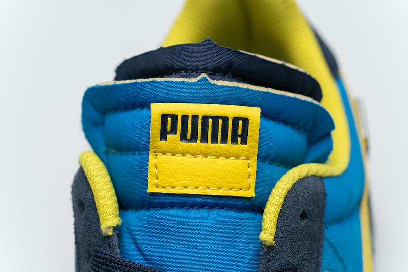 size puma future rider style rider release information orange green blue yellow details buy cop purchase exclusive
