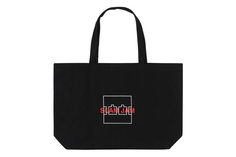 slam jam socialism the trilogy tapes capsule collection t shirt longsleeve tote bag official release date info photos price store list