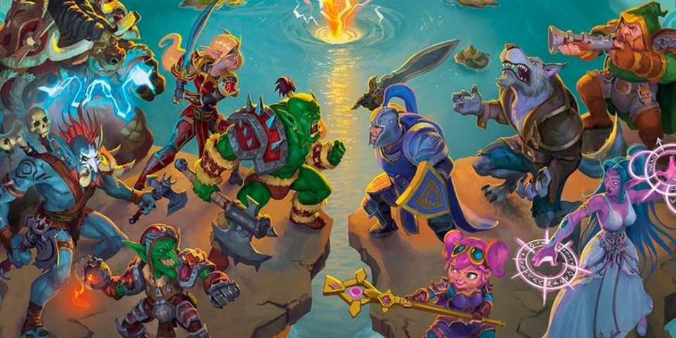 Small World Of Warcraft New Board Game News Hypebeast