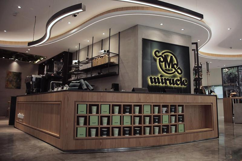 SMUDGEstore Taipei Opening Info SMG Brand Miracle Coffee Clothing Collections Meals