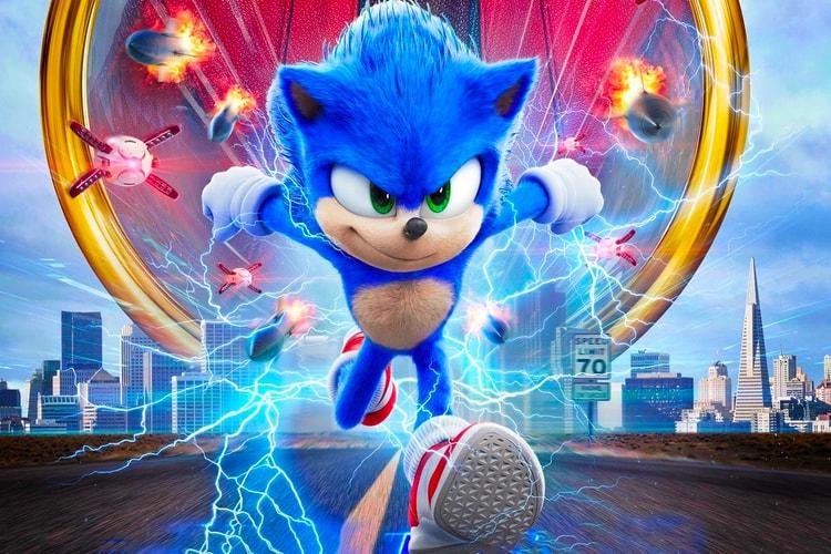 Sonic The Hedgehog Japanese Baby Sonic Trailer Hypebeast