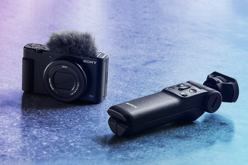 Sony Makes Vlogging Easy With New Zv 1 Camera Hypebeast