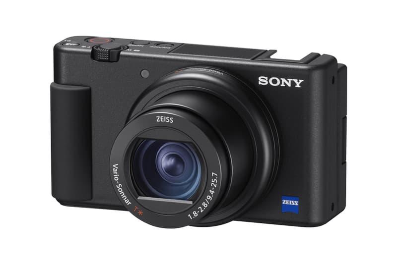 Sony ZV-1 Vlogging Camera Release Information Tech News Updates Drops Vlog YouTube Content Creation Cameras Videos f/1.8 aperture 20.1-megapixel 4K Shooting