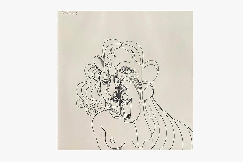 Sotheby's Auction Jeff Koons George Condo Andy Warhol Bridget Riley Ai Weiwei Grayson Perry Robert Indiana