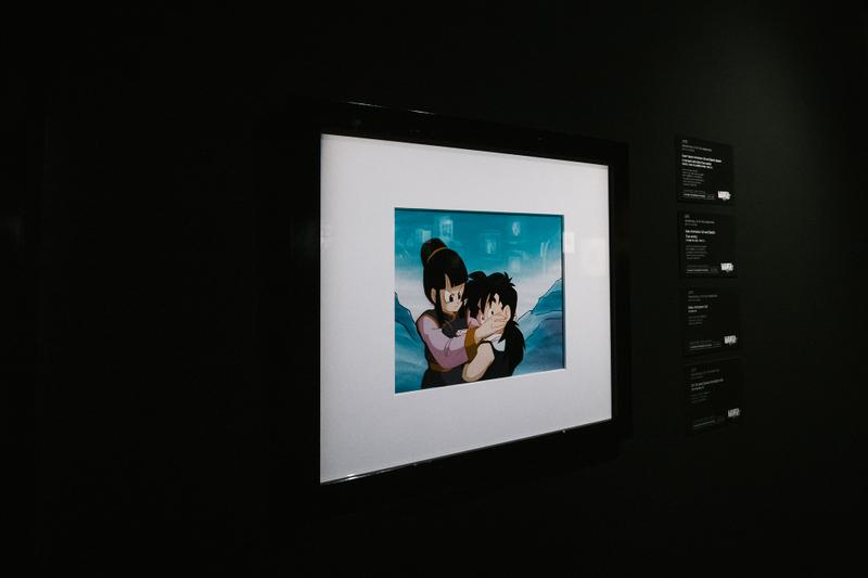 "Sotheby's Hong Kong ""Manga"" Exhibition Recap Sailor Moon Anime Pokemon Dragon Ball Z anpanman Astro Boy Slam Dunk Gundam Wing Japan Art Animation Studio Ghibli"