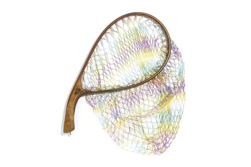 South2 West8 Drops Handmade Tie-Dye Landing Nets