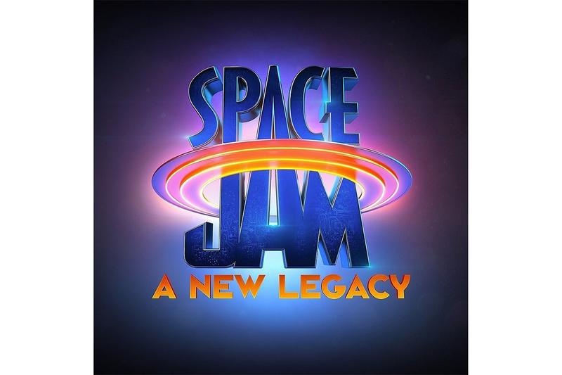LeBron James Reveals 'Space Jam: A New Legacy' Logo space jam 2 looney tunes bugs bunny warner bros pictures