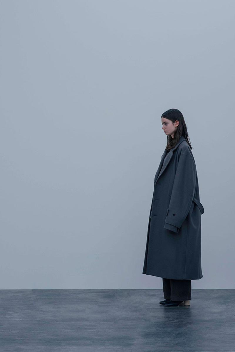 Stein Fall/Winter 2020 Collection Lookbook japan fw20 menswear womenswear design