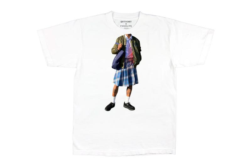 Steve Lacy Fit Vomit PizzaSlime T Shirts Collaboration Release Info the internet apollo xxi