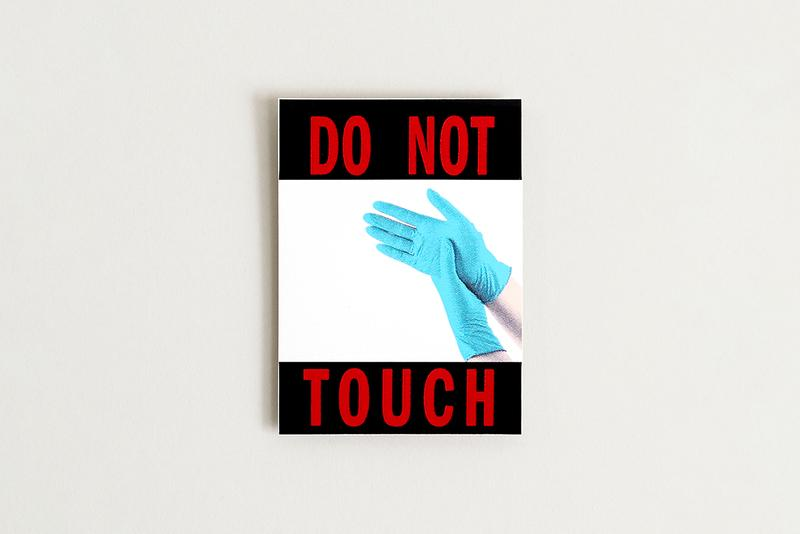 stick together for the nhs sticker archive nhs i-d nts peter saville fergadelic linder sterling aries Fiona Banner aka the Vanity Press Lakwena cali thornhill dewitt nhs charities together francesca gavin alex powis synamatix