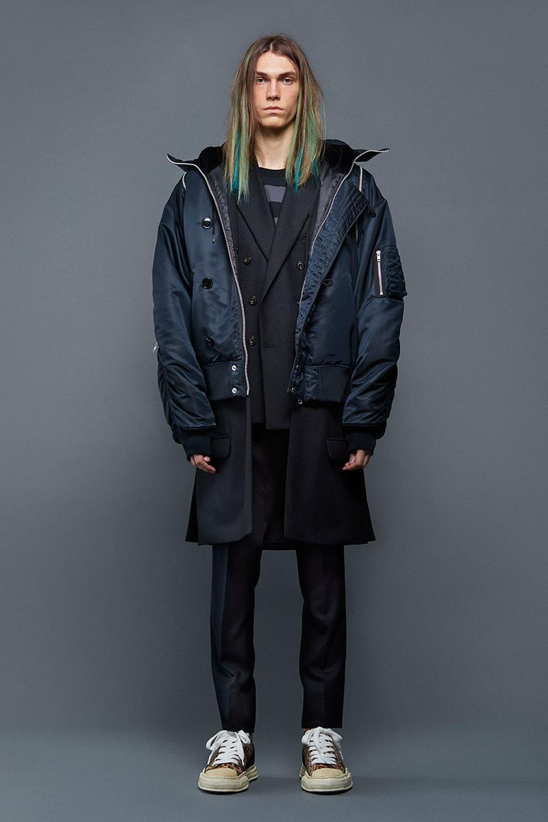 Studio Seven Fall/Winter 2020 Collection Lookbook fw20 naoto j soul exile brothers