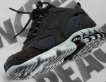"Stüssy and Nike Ready Air Zoom Spiridon Cage 2 in ""Black/Cool Grey"""