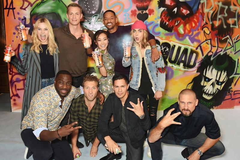 Suicide Squad David Ayer director's Cut reveal dc justice league snyder will smith margot robbie cara delevigne