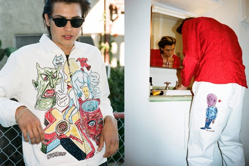 Daniel Johnston x Supreme SS20 Proceeds to Support Mental Health Organizations (UPDATE)