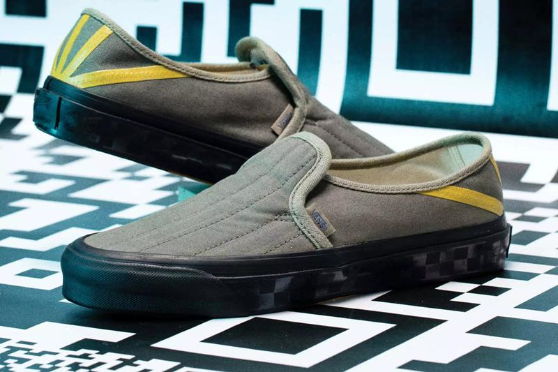 taka hayashi vault by vans sk8 lo style 47 98 military qr code checkerboard release date info photos price