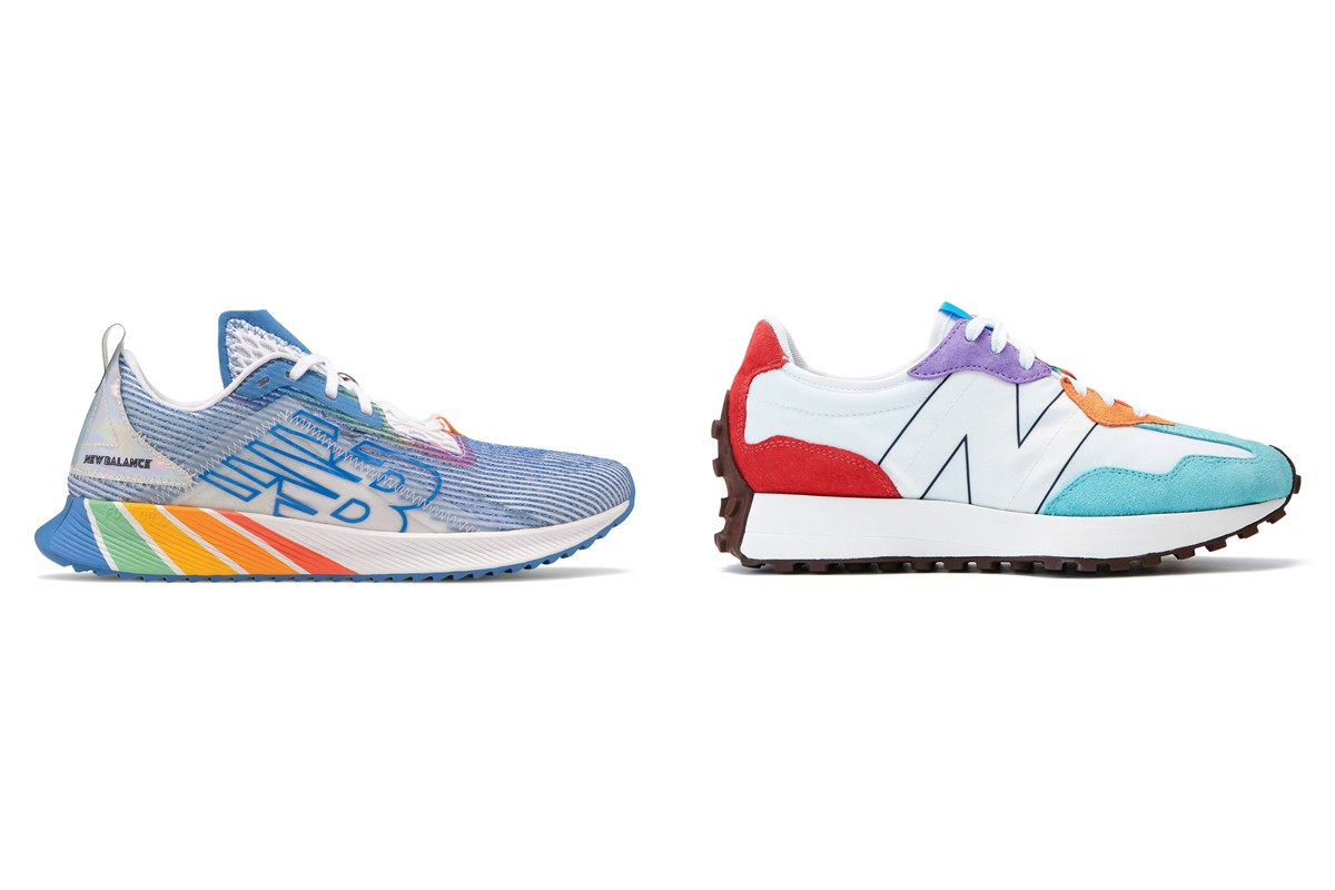 New Balance 2020 Pride Collection