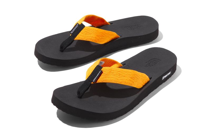 THE NORTH FACE Base Camp Slide and Fluffy Flip Flop II Release Summer Open-toe sandals Japan Goldwin JP