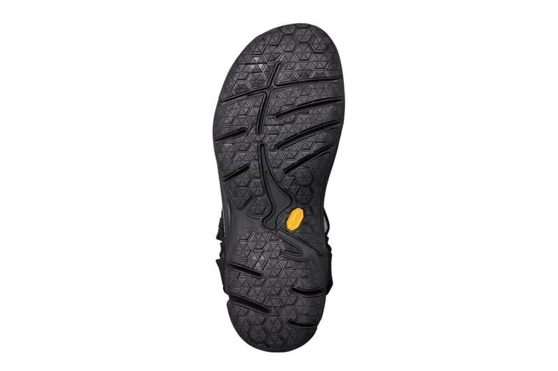 The North Face Ultra Stratum Pro menswear streetwear outdoor trekking hiking active sports spring summer 2020 collection footwear vibram technical hi tech megagrip