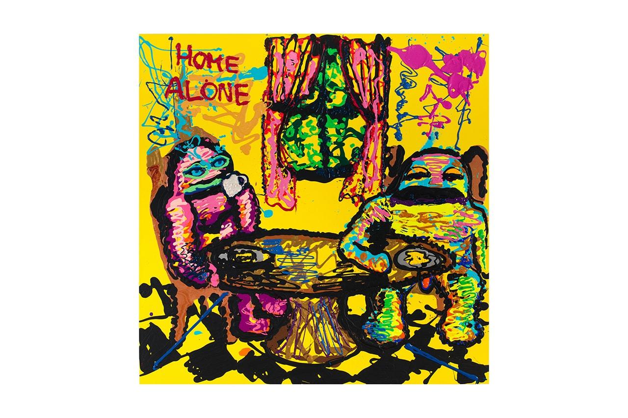 helmut lang interview art fashion the travel almanac postcard series artists designers creatives willem defore anne imhof rick owens Inez and VinoodhTorbjørn Rødland Harley Weir David Blaine Matthew Barney raymond pettibon jeremy scott Charlotte Gainsbourg Bjarne Melgaard juergen teller details
