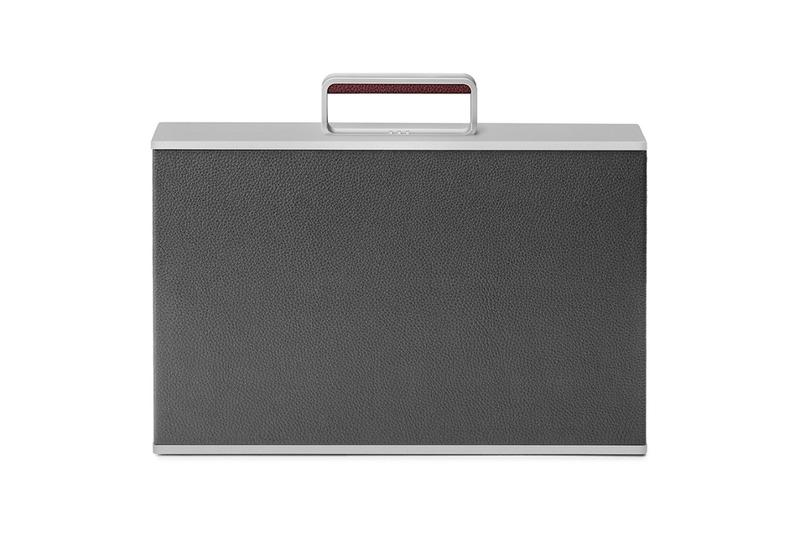 The Webster x Charles Simon Aluminum Luggage Release Info beige Bonaventure Aluminum rolling Luggage Graphite Mackenzie Aluminum Briefcase drop date price details