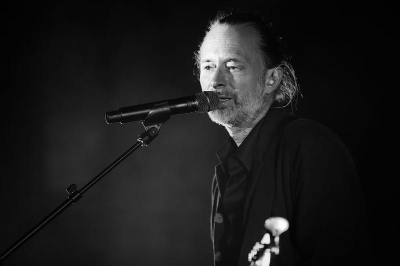 Thom Yorke Sonos New Radio Hour Mix Performance Sonos Sound System Set The Greek Theatre California