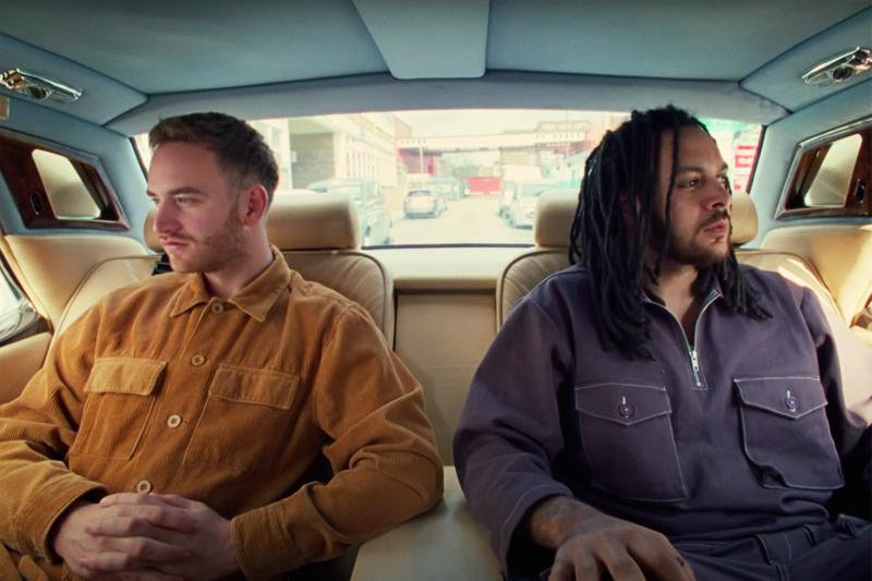 Tom Misch Yussef Dayes What Kinda Music Interview HYPEBEAST HipHop Indie Alt Electronic Jazz Blue Note Records Kyiv Kiev Ukraine South London Guitar Guitarist Quarantine Sessions
