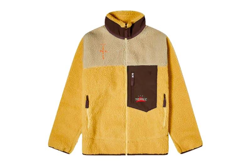 Travis Scott Cactus Trails Merch Collection Release Info 270 React Nike Hoodie T-shirt sherpa vest pullover shorts sleeping bag hammock socks bandana keychain bottle
