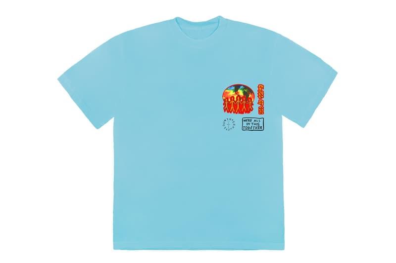 Lebron T Shirt Travis Scott x LeBron James