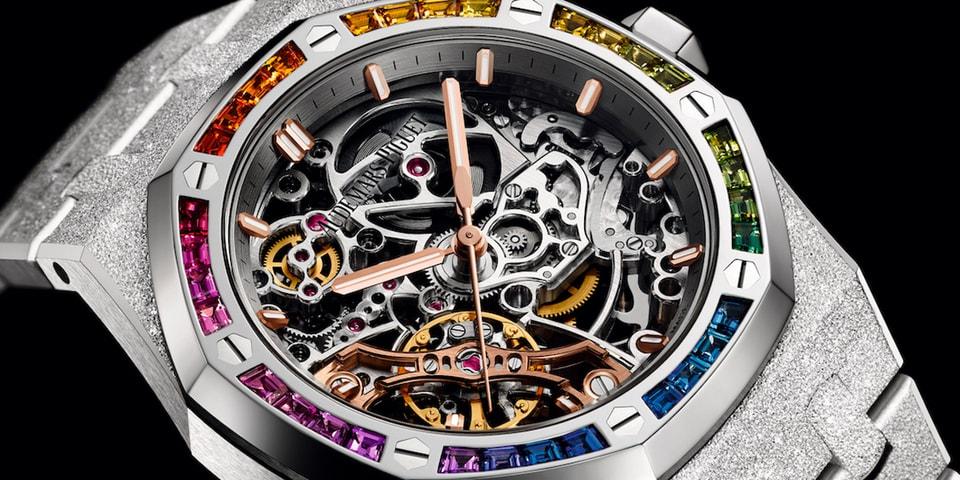 Travis Scott Spotted Wearing a $150K USD Audemars Piguet Watch