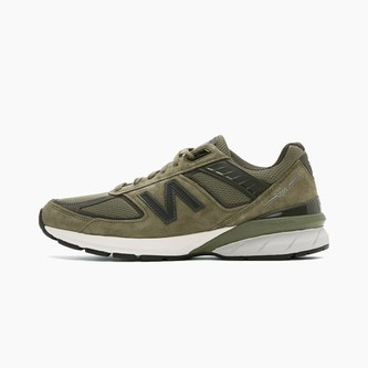 """New Balance 990v5 Made in US """"Covert Green"""""""