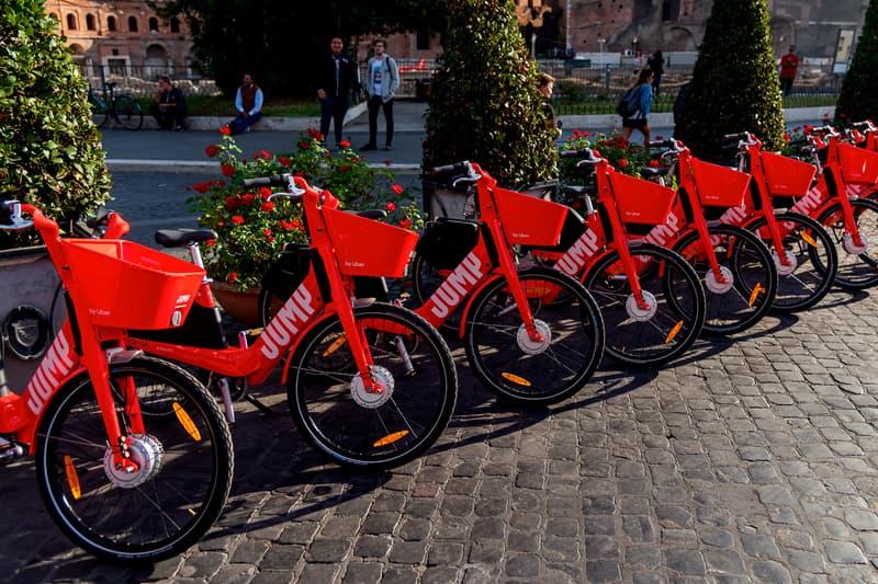 Uber Scraps Jump E-Bike waste environment New York electric Bikes Lime bikes transportation electric public transportation