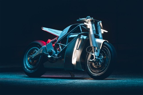 UMC Joins Zero Motorcycles for a Bike Straight out of 'Blade Runner'