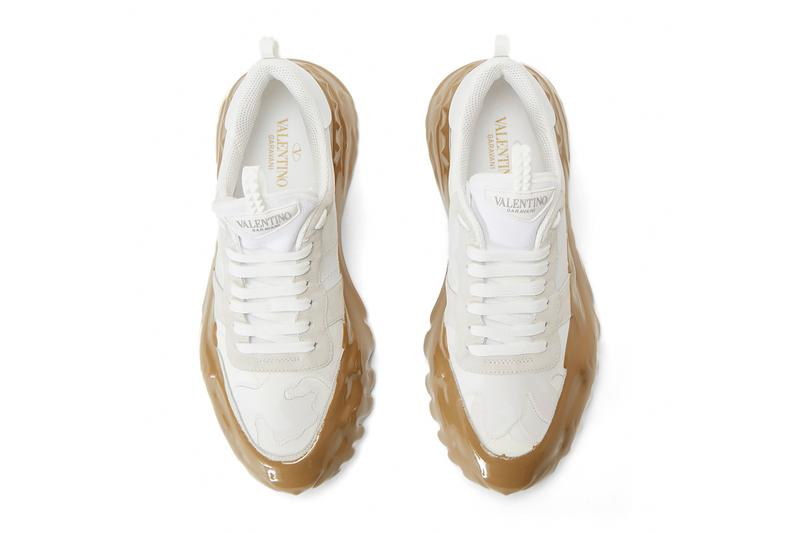 Valentino Rockrunner Plus Sneakers White Release Info Buy Price