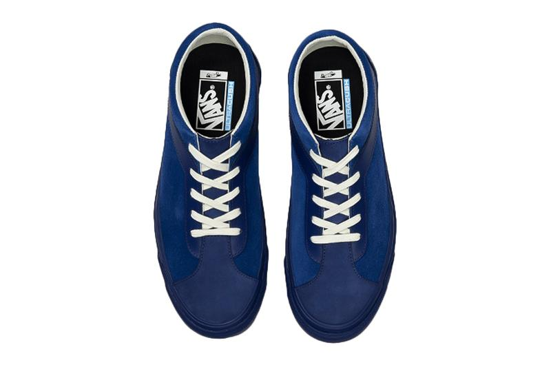 Vans Billy's BOLD NI LX Indigo Release VN0A4U4900N shoes sneakers kicks footwear japan tokyo