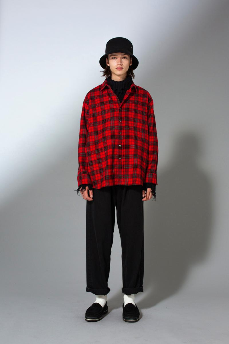 VICTIM Fall/Winter 2020 Collection Lookbook fw20 japan