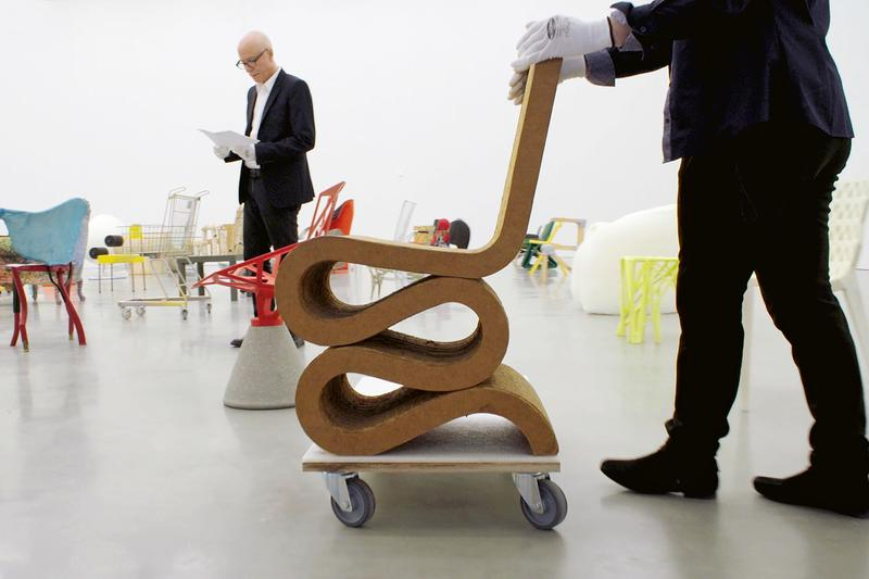 vitra design museum chair times video documentary film