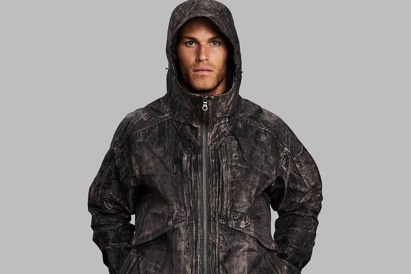 Vollebak Full Metal Jacket Black Silver Release Info Buy Price