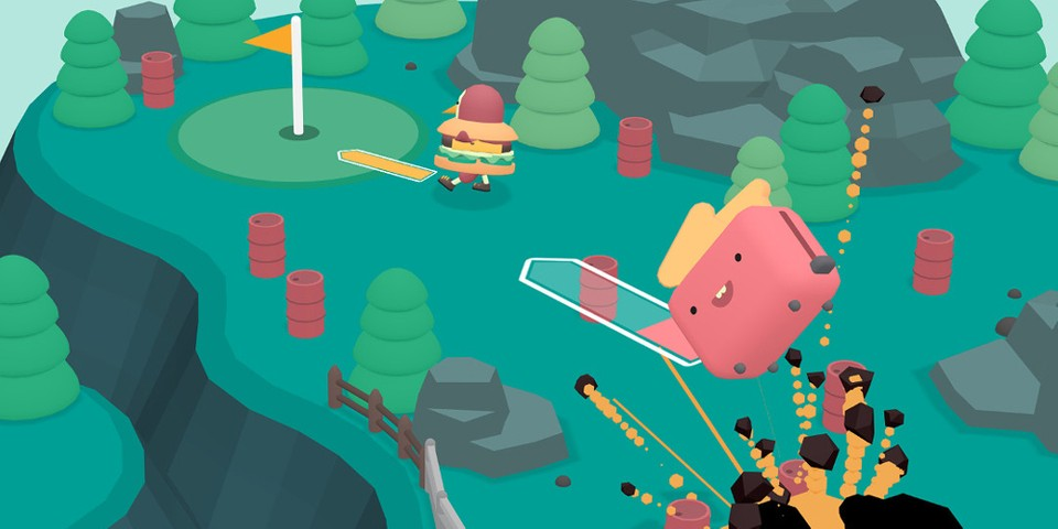 'What The Golf?' to Land Soon on Nintendo Switch