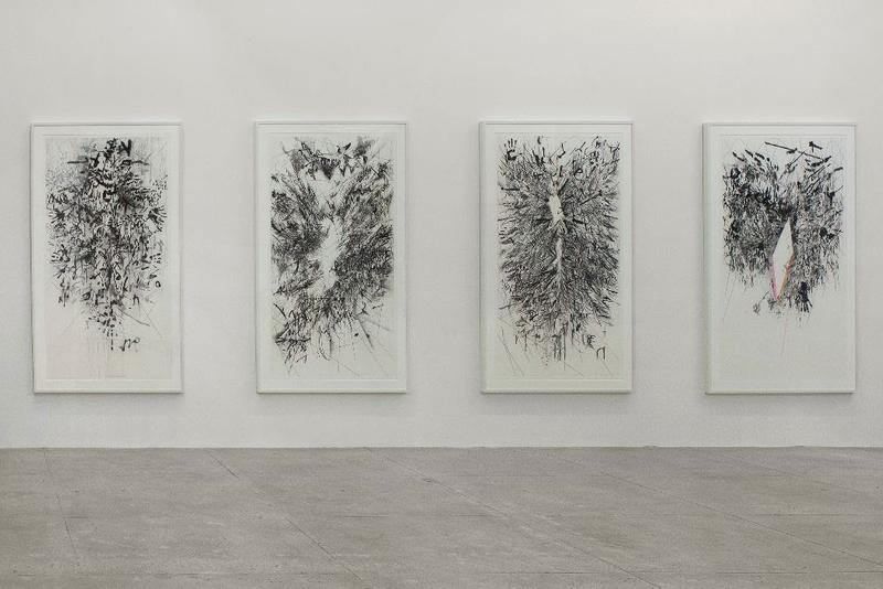 white cube online viewing room frieze artworks works on paper