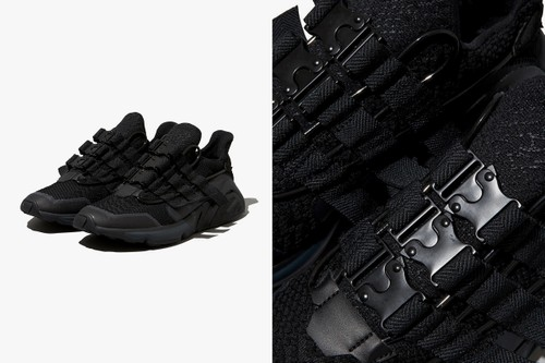 White Mountaineering x adidas LXCON Is Back in Black