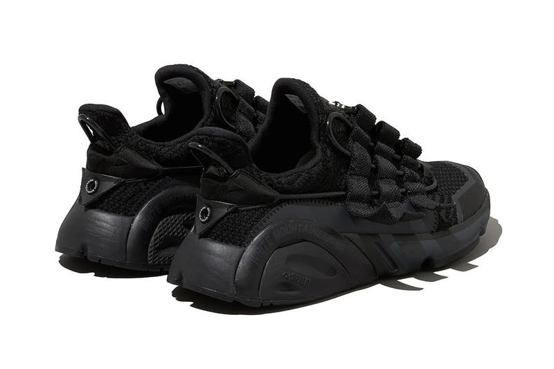 white mountaineering adidas originals lxcon triple black all release date info photos price