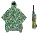 White Mountaineering Preps Matching Graphic Umbrellas and Ponchos
