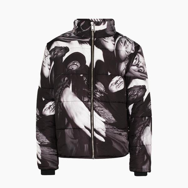 424 x Wu-Tang Clan T-Shirt and Puffer Jacket